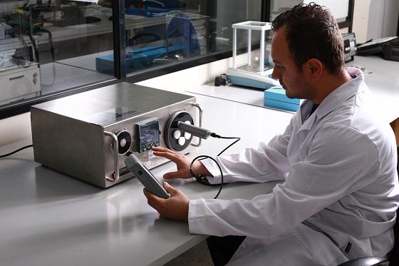 Calibración laboratorio humedad