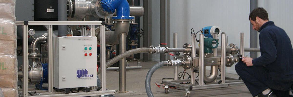 Calibración Caudal de liquidos