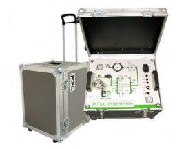 Calibrador de caudal portatil SMF