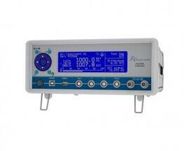 Calibrador de presión diferencial y caudal de gases FCO560