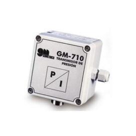 Convertidor de presión e intensidad de corriente GM710