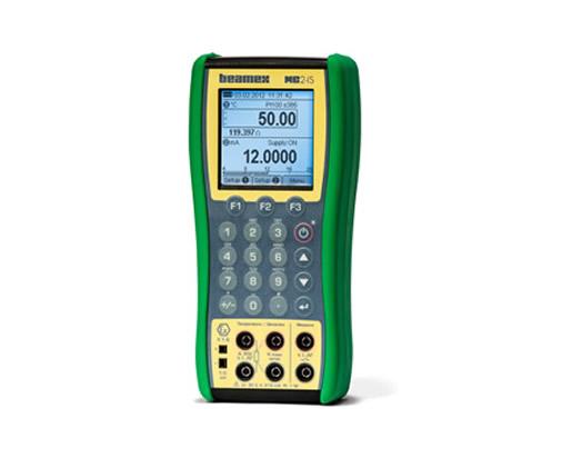 Calibrador multifunción de seguridad intrínseca MC2-IS