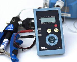 Manómetro digital portátil T210