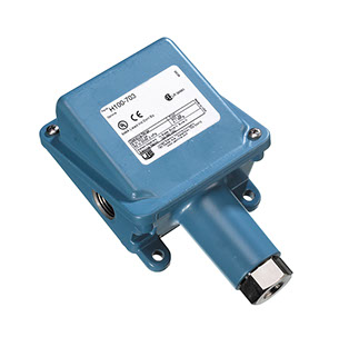 Presostato o termostato de uso general hermético Serie 100