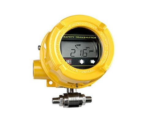 Presostato y termostato Serie One SIL2 con sensor de presión diferencial
