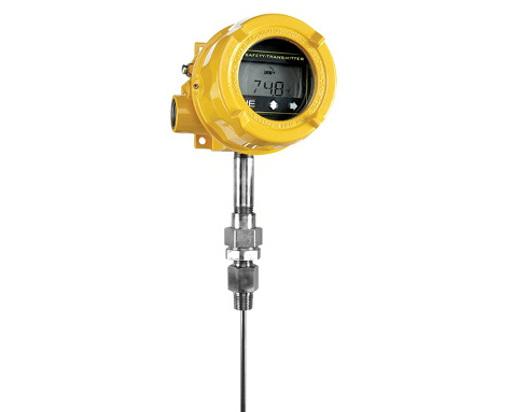 Presostato y termostato Serie One SIL2 con sonda de temperatura