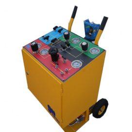 Sistema portátil de control de presión PMC 001-HK