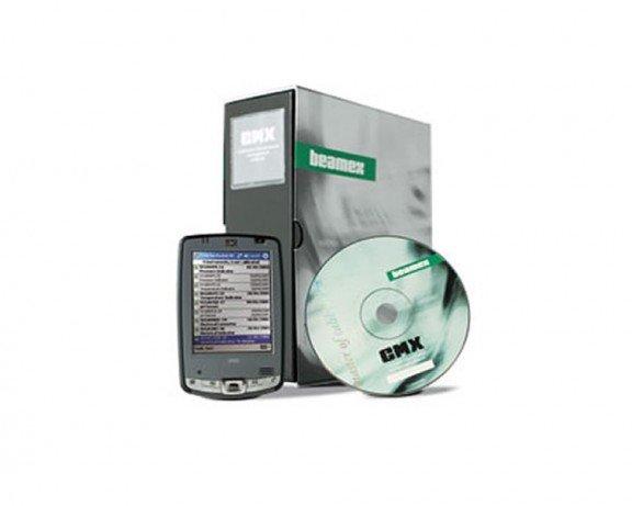 Software de calibración CMX Enterprise