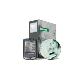 Software de calibración CMX profesional