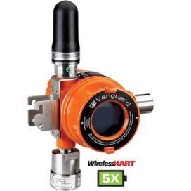 Detector de gas sin cable