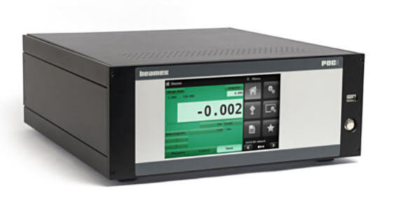 Controlador de salida de presión automático Beamex POC8