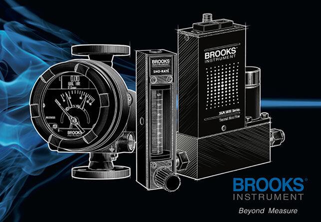 brooks Instrument catálogo general