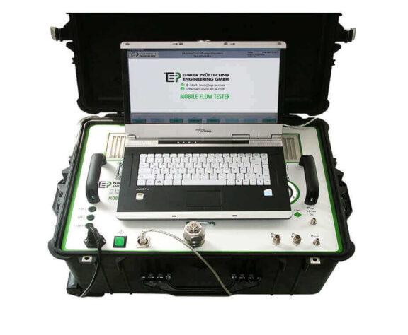 Estación de calibración de caudalímetros de gas basado en toberastobera sónicas