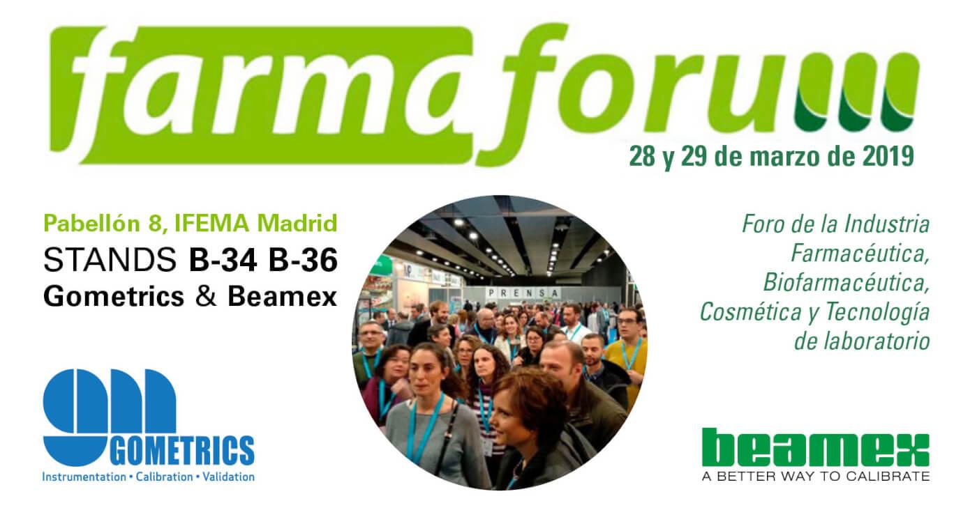Farmaforum Foro de la Industria Farmacéutica, Biofarmacéutica, Cosmética y Tecnología de laboratorio