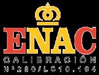 logo ENAC calibración