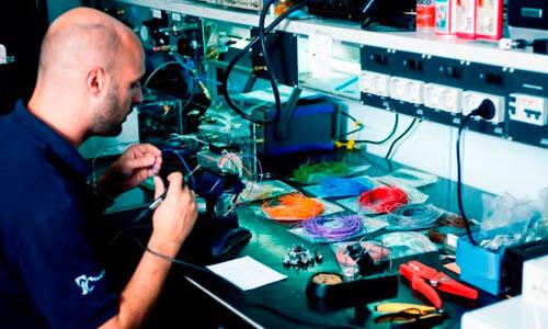 Reparación de instrumentos Gometrics