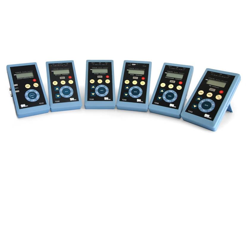 Serie Tyncal calibradores simuladores portátiles